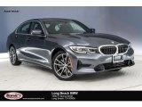 2019 Mineral Gray Metallic BMW 3 Series 330i Sedan #132607981