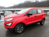 2019 Ford EcoSport S 4WD Data, Info and Specs