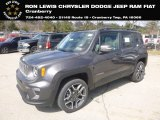 2019 Granite Crystal Metallic Jeep Renegade Limited 4x4 #132637548