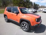 2019 Jeep Renegade Trailhawk 4x4 Data, Info and Specs