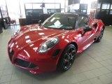 Alfa Romeo 4C Data, Info and Specs