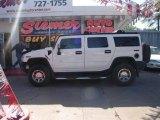 2006 White Hummer H2 SUV #13238645