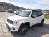 2019 Alpine White Jeep Renegade Limited 4x4 #132661913
