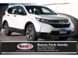 2017 White Diamond Pearl Honda CR-V LX #132661896