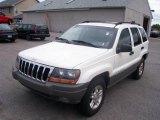 2002 Stone White Jeep Grand Cherokee Laredo 4x4 #13226447