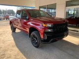 2019 Cajun Red Tintcoat Chevrolet Silverado 1500 Custom Z71 Trail Boss Crew Cab 4WD #132678805