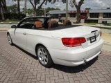 2008 Alpine White BMW 3 Series 335i Convertible #132678653