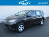 2014 Kona Coffee Metallic Honda CR-V LX AWD #132678445