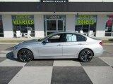 2018 Glacier Silver Metallic BMW 3 Series 330i Sedan #132678689