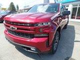 2019 Cajun Red Tintcoat Chevrolet Silverado 1500 RST Crew Cab 4WD #132678529