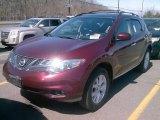 2011 Merlot Nissan Murano SL AWD #132705782