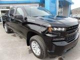 2019 Black Chevrolet Silverado 1500 RST Crew Cab 4WD #132705726
