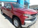 2019 Cajun Red Tintcoat Chevrolet Silverado 1500 LT Crew Cab 4WD #132705723