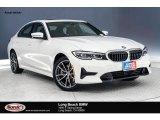 2019 Alpine White BMW 3 Series 330i Sedan #132725393