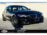 2019 Jet Black BMW 3 Series 330i Sedan #132725389