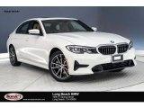 2019 Alpine White BMW 3 Series 330i Sedan #132725388