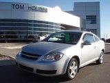 2007 Ultra Silver Metallic Chevrolet Cobalt LT Coupe #1283317