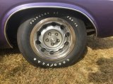 Dodge Challenger 1970 Wheels and Tires