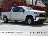 2019 Summit White Chevrolet Silverado 1500 LT Crew Cab 4WD #132743253