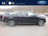 2019 Agate Black Ford F150 XLT SuperCrew 4x4 #132757722