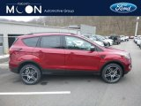 2019 Ruby Red Ford Escape SEL 4WD #132757720