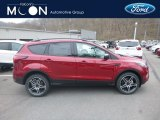 2019 Ruby Red Ford Escape SEL 4WD #132757718