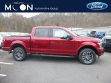 2019 Ruby Red Ford F150 XLT SuperCrew 4x4 #132757716
