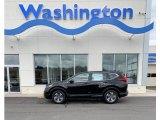 2019 Crystal Black Pearl Honda CR-V LX AWD #132757655
