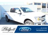 2019 White Platinum Ford F150 XL SuperCrew 4x4 #132776917