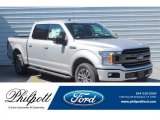 2019 Ingot Silver Ford F150 XLT SuperCrew #132776916