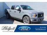 2019 Abyss Gray Ford F150 STX SuperCrew #132776915