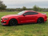 2018 Race Red Ford Mustang Shelby GT350 #132776745