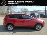 2019 Ruby Red Ford Escape SE 4WD #132776854