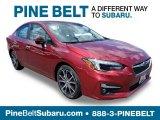 2019 Crimson Red Pearl Subaru Impreza 2.0i Limited 4-Door #132795448