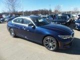2019 Mediterranean Blue Metallic BMW 3 Series 330i xDrive Sedan #132795648