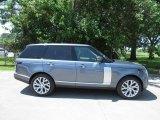 2019 Land Rover Range Rover Byron Blue Metallic