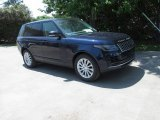 2019 Land Rover Range Rover Loire Blue Metallic
