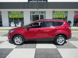 2018 Ruby Red Ford Escape SE #132795549