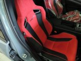 2019 Honda Civic Type R Front Seat