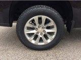 2019 Chevrolet Silverado 1500 LTZ Crew Cab 4WD Wheel