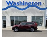 2019 Basque Red Pearl II Honda CR-V EX-L AWD #132816137