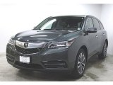 2016 Forest Mist Metallic Acura MDX SH-AWD Technology #132816081