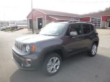 2019 Granite Crystal Metallic Jeep Renegade Limited 4x4 #132836949