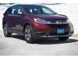 2019 Basque Red Pearl II Honda CR-V LX #132863055