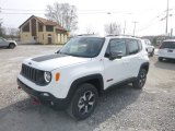 2019 Alpine White Jeep Renegade Trailhawk 4x4 #132876733