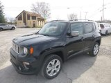 2019 Black Jeep Renegade Limited 4x4 #132876731