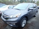 2016 Modern Steel Metallic Honda CR-V EX AWD #132876721