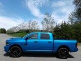 2019 Ram 1500 Hydro Blue Sport Edition