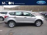 2019 Ingot Silver Ford Escape S #132876718