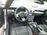 2019 Ford Mustang GT Premium Fastback Ebony Interior